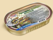 Рыбные консервы ассортименте IMS